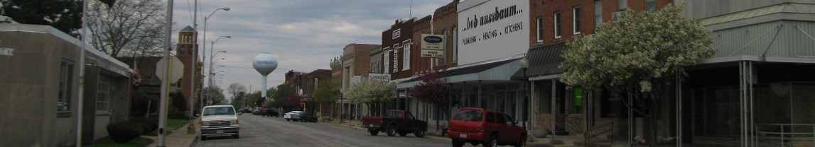 Downtown Fairbury