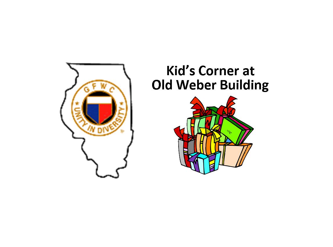 gfwc kid's corner image