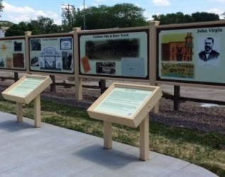 FAIRBURY BLADE (July, 2016) – By now you have probably noticed the beautiful new murals in Central Park in downtown Fairbury. These five murals sponsored by Prairie Lands Foundation depict different parts of Fairbury's history. They are a really nice attraction created by resident historian, Dale Maley and they include:...