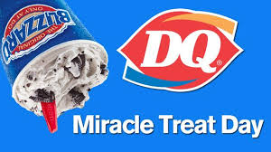 Dairy Queen Blizzards – the ice cream treat that's fun to eat. Hey, all you DQ Blizzard fans, need a reason to go and treat yourself to one of those cold concoctions, or, maybe you and someone else? Well, here you go. Fairbury's Dairy Queen, as part of a nationwide...