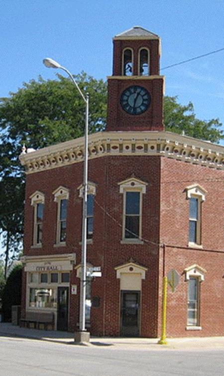 fairbury city hall
