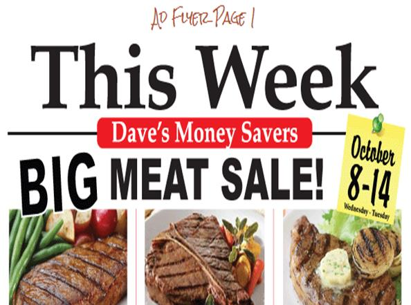 Dave's Big Meat Sale2