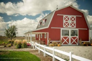 Capture barn