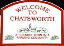 chatsworth illinois sign