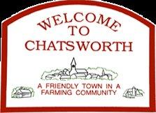 chatsworth illinois sign