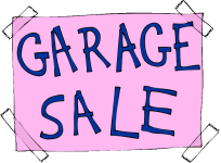 all town garage sale in fairbury