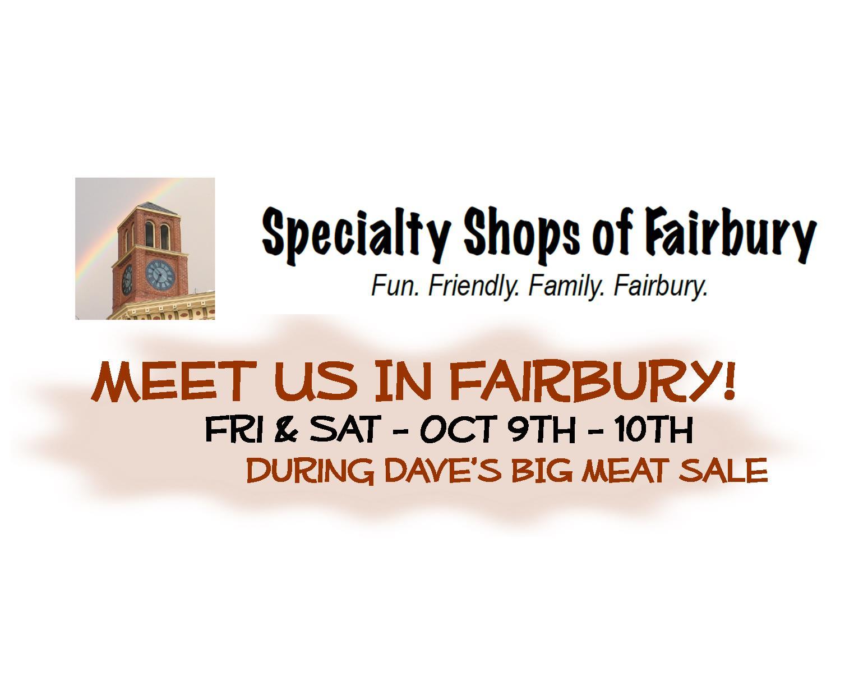 Meet Us in Fairbury