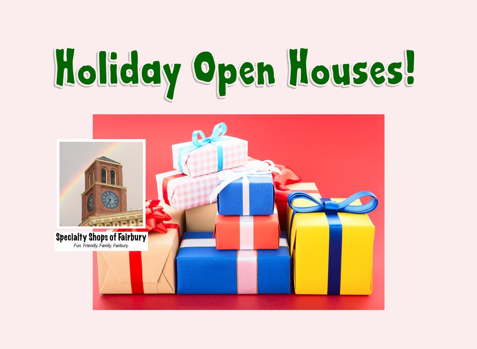 Web-Open Houses