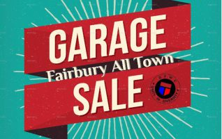 The only thing hotter than the month of July – are the deals during the Fairbury All Town Summer Garage Sales!  The Fairbury All Town Summer Garage Sales are Thursday, Friday, and Saturday – July 25 through July 27.  Three hot days of buying, selling and enjoying Fairbury. The Summer...
