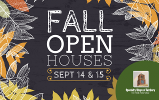 Leaves are changing to bright yellows, reds and oranges, warm pumpkin spice fills the air, apples are crisp, and new fall merchandise is waiting for you at The Fairbury Specialty Shops Annual Fall Open Houses. Grab your sweater and head to the special events with special deals at all Fairbury...