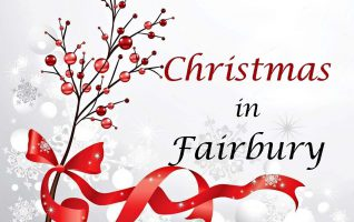 The excitement of Christmas is in the air! Santa Clause is coming to town and he is bringing with him a festive day of family fun on Saturday, December 1st! Christmas in Fairbury starts with a hot breakfast at the Fairbury VFW, at the First United Methodist Church, or at...