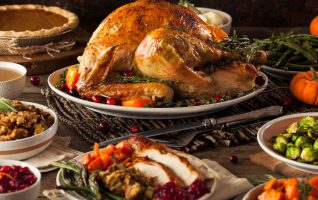 Thanksgiving is a wonderful holiday that brings together family and friends.  It's a time to reflect on all your blessing throughout the year and it's a time to enjoy roast turkey with all the trimmings! Turkey, stuffing, potatoes and Pumpkin Pie is something we all look forward to, but putting...