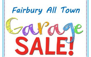 It's time for spring cleaning, emptying out closets, toy boxes, attics, basements and moving those treasures to the garage to sell! And it's time to put on your comfy shoes and look for bargains, because it's time for the Fairbury All Town Spring Garage Sales. The Fairbury All Town Spring...