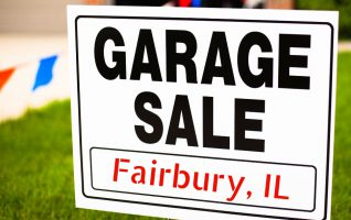 Treasure hunters and bargain shoppers – save these dates for the 2020 All Town Garage Sales! 2020 Garage Sale Dates: Spring: April 23,24,25 Summer: July 30,31 Aug 1 Fall: November 24,25,26 These are all Thursday, 9am-6pm; Friday, 9am-6pm; and Saturday, 9am-3pm If you are looking for furniture, electronics, household items,...